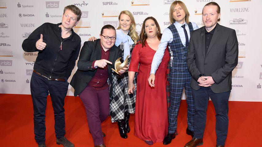 Die Kelly Family bei der Goldenen Henne 2017