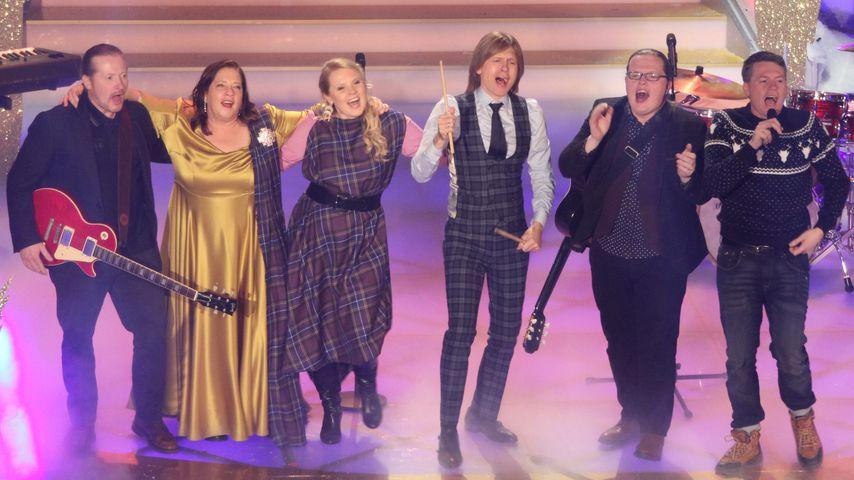 """Die Kelly Family beim """"Adventsfest der 100.000 Lichter"""" in Suhl"""