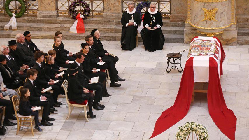 Trauergottesdienst von Prinz Henrik von Dänemark