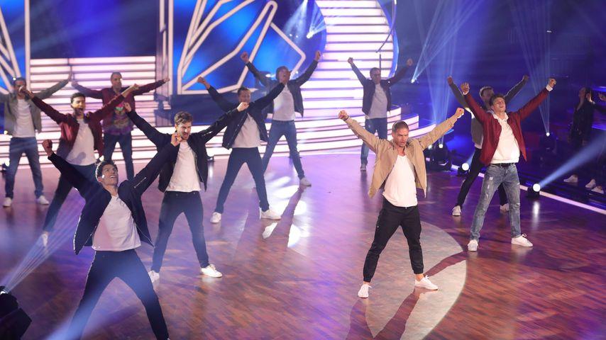 """Die """"Let's Dance""""-Stars beim """"Boys vs. Girls""""-Battle"""