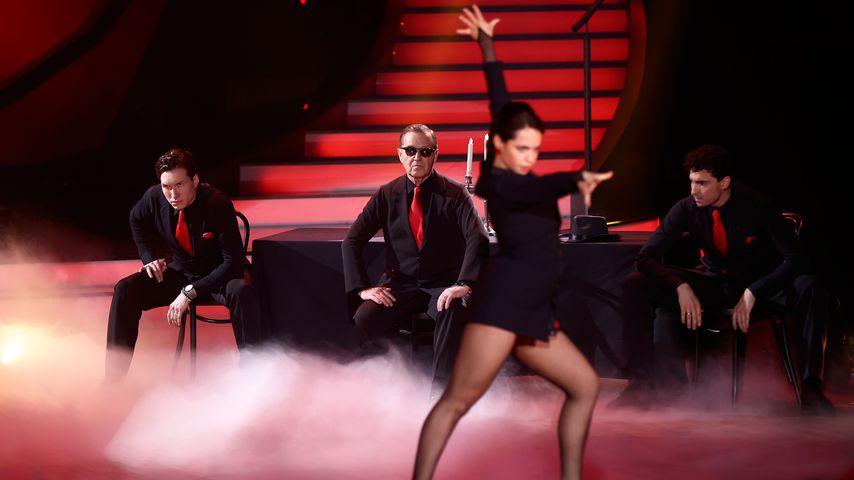 """Die """"Let's Dance""""-Stars bei Motsi Mabuses Jurytanz"""
