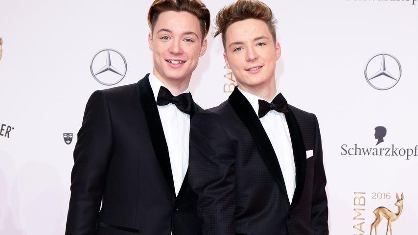 """""""Die Lochis"""" bei der 68. Bambi-Verleihung in Berlin"""