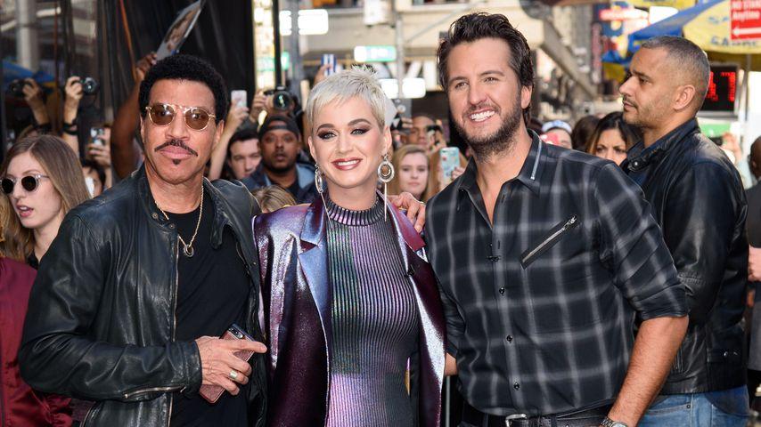 """Die neue """"American Idol""""-Jury: Lionel Richie, Katy Perry und Luke Bryan"""