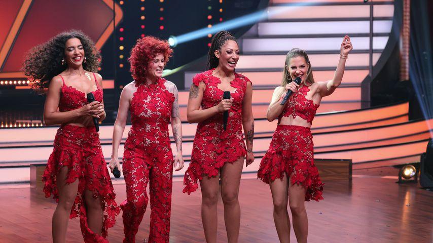 """Die No Angels bei """"Let's Dance"""" im Mai 2021 in Köln"""