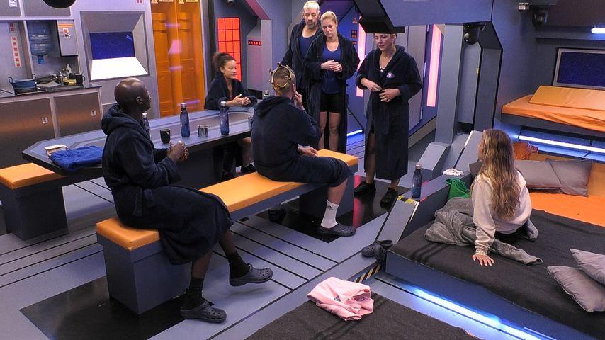 """Die """"Promi Big Brother""""-Bewohner in der Raumstation"""