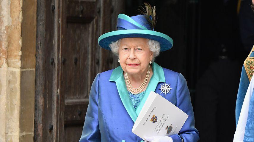 Nach verpasster Taufe: Queen Elisabeth II. ist wieder da