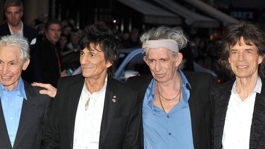 Rolling Stones Tour: Nach 7 Minuten ausverkauft!