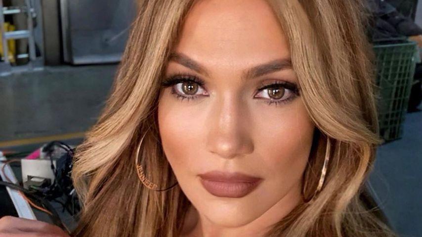 Die Sängerin Jennifer Lopez
