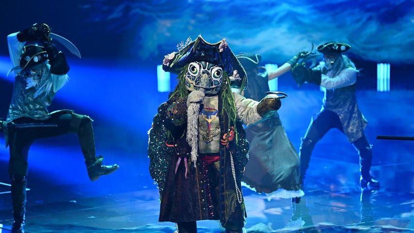 """Vor Show drei: Dieses Kostüm ist """"The Masked Singer""""-Favorit"""