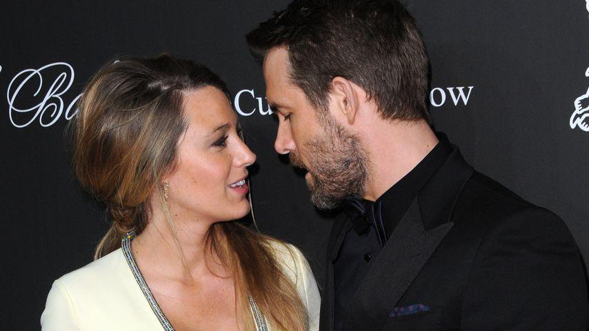 """Blake Lively und Ryan Reynolds auf dem """"Angel Ball"""" in Manhattan"""