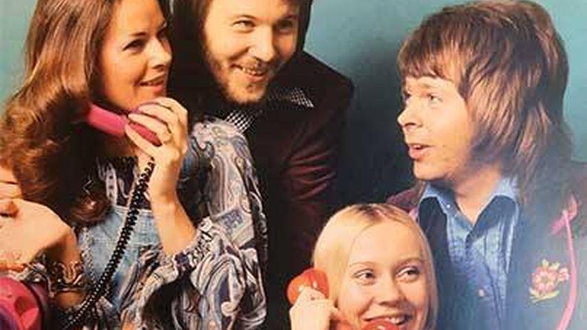 Die schwedische Band ABBA