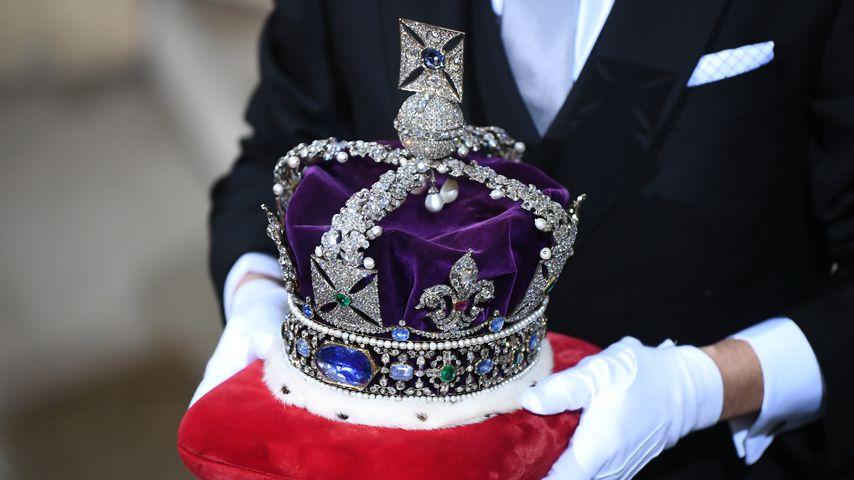 Die sogenannte Imperial State Crown