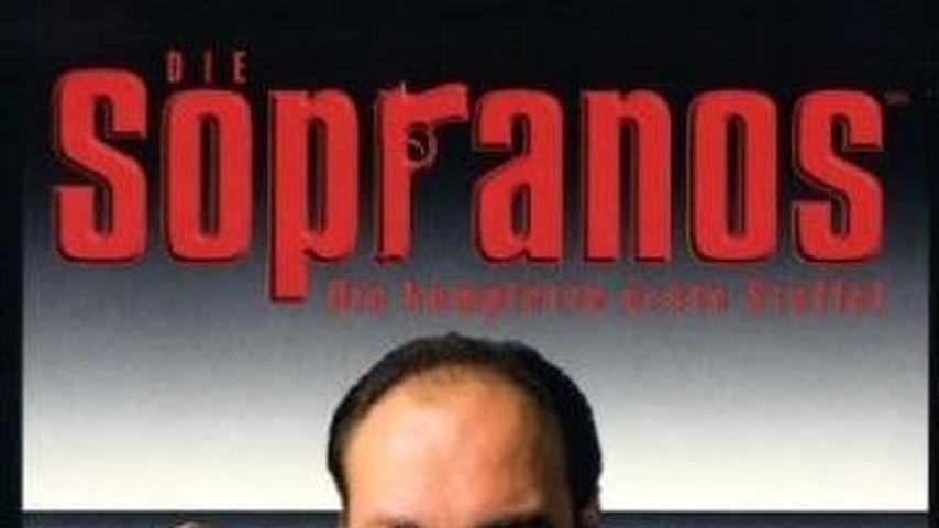 """DVD-Cover von """"Die Sopranos"""""""