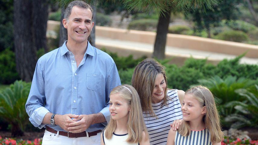 Urlaub auf Malle: So glücklich sind die spanischen Royals!