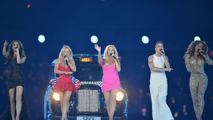 Die Spice Girls 2012