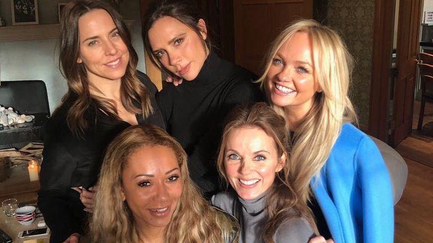 England & USA: Spice Girls gehen 2018 auf Reunion-Tournee!