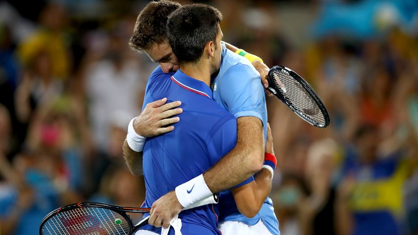 Olympia: Djokovic-Bezwinger beinahe von Fahrstuhl gestoppt