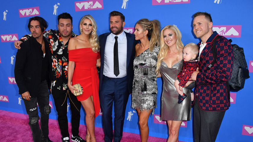"Die ""The Hills""-Darsteller bei den MTV Video Music Awards 2018 in New York City"