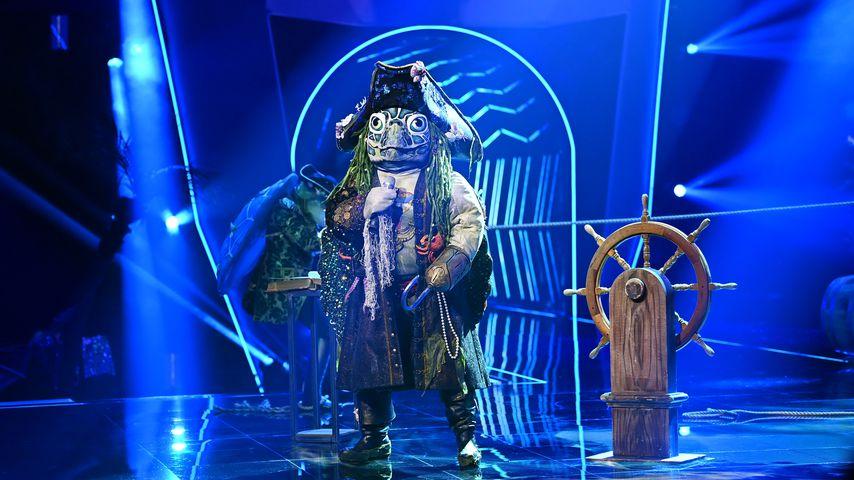 """Die """"The Masked Singer""""-Schildkröte"""