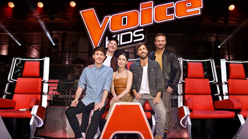 "Die ""The Voice Kids""-Coaches 2020"