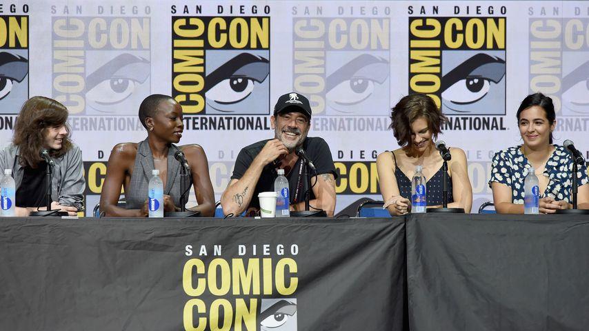 """Wow! """"The Walking Dead""""-Lauren zeigt sexy Muckis"""