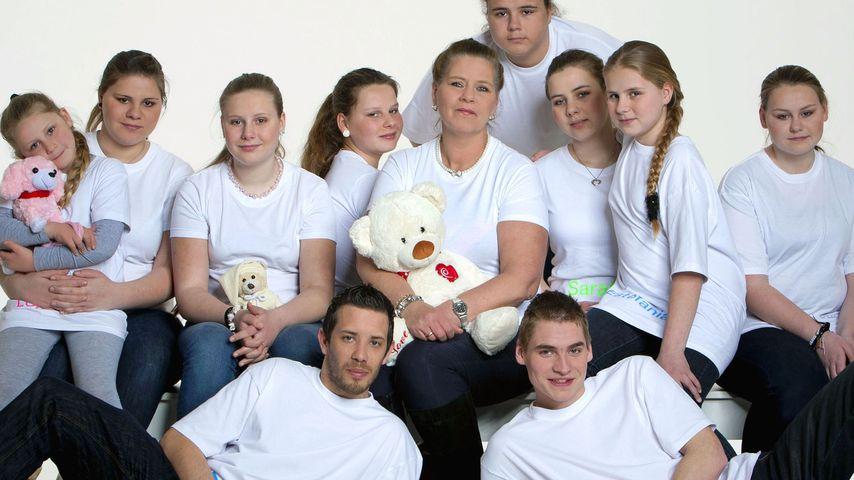 Mama Silvia im Diät-Wahn: Specken die Wollny-Kids jetzt ab?