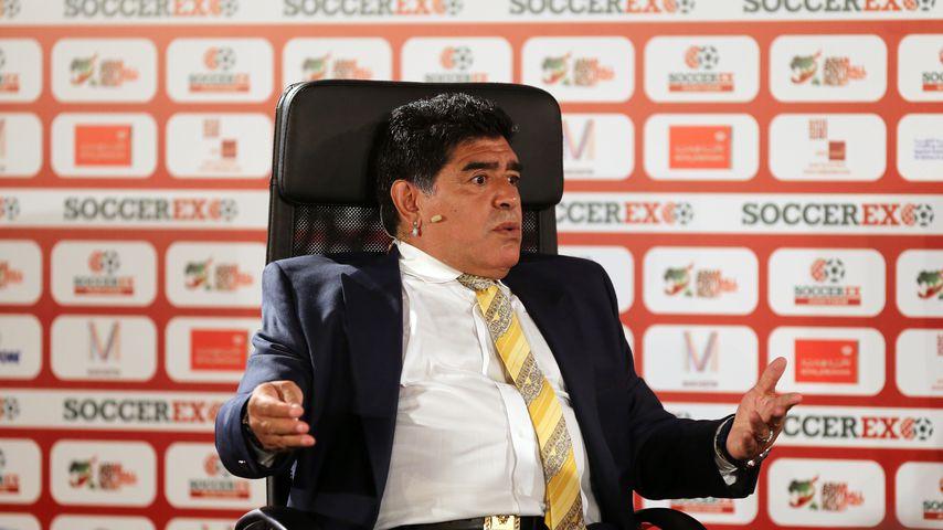 Diego Maradona, Fußballlegende