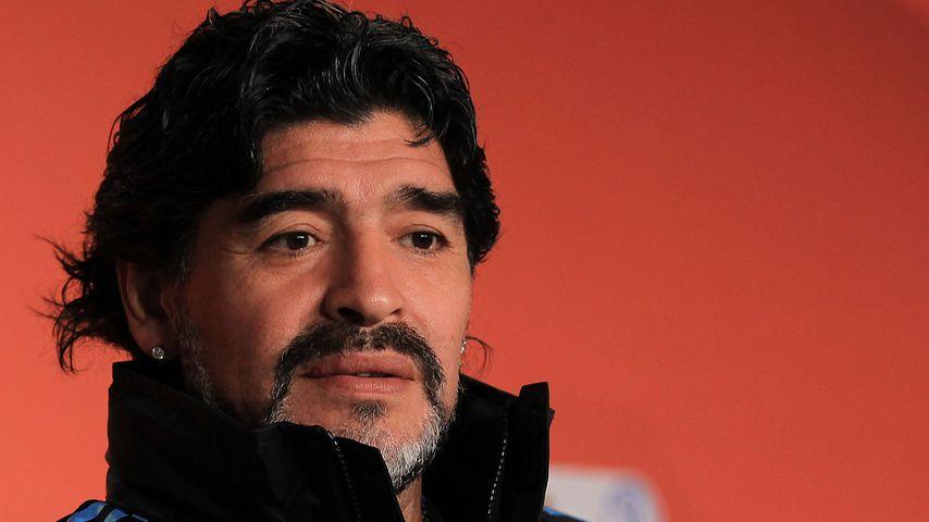 Schlechte Pflege? Neue Ermittlungen nach Diego Maradonas Tod