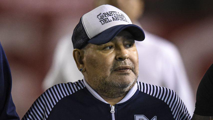 Diego Maradona, Profisportler