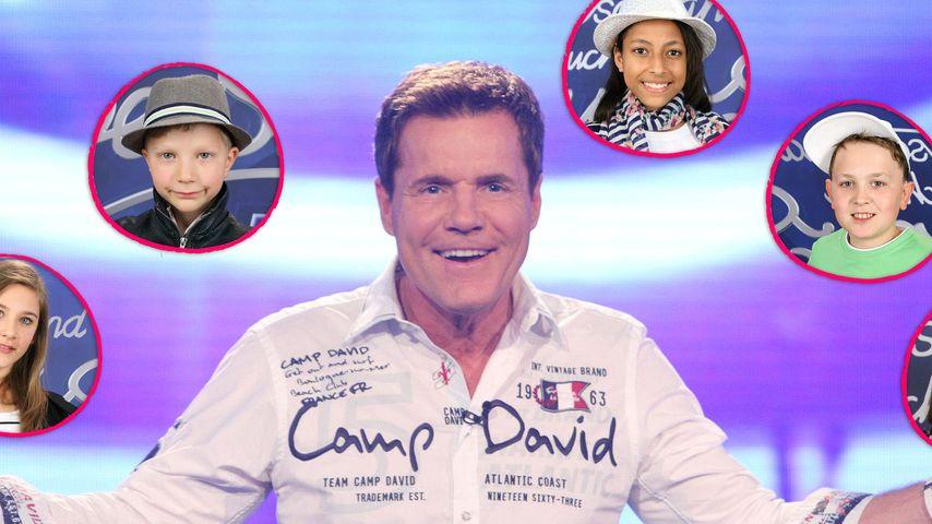 DSDS Kids: Seht hier die ersten Kandidaten