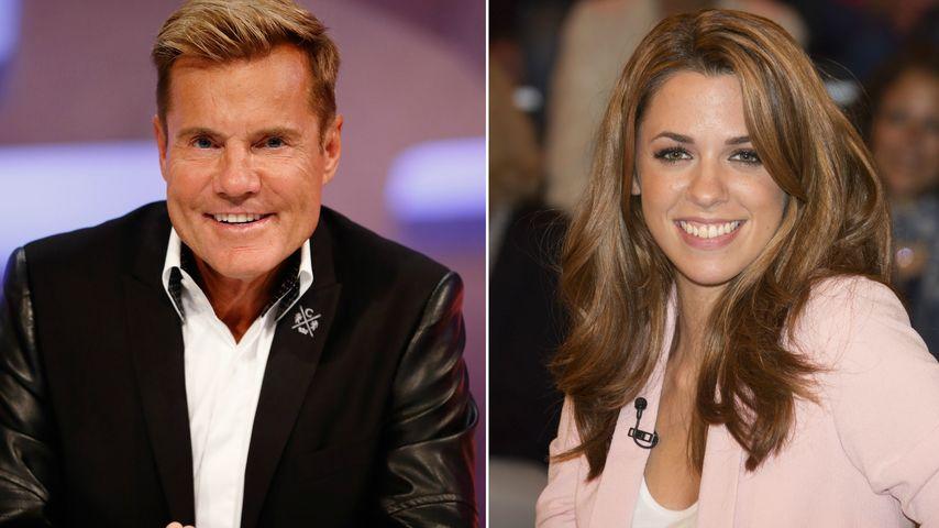 Dieter Bohlen und Vanessa Mai