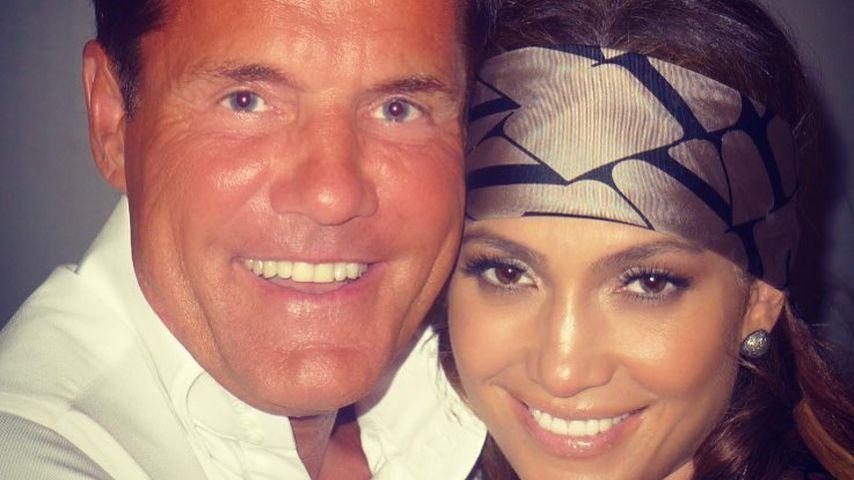 Zur Verlobung: Sogar Dieter Bohlen gratuliert Jennifer Lopez