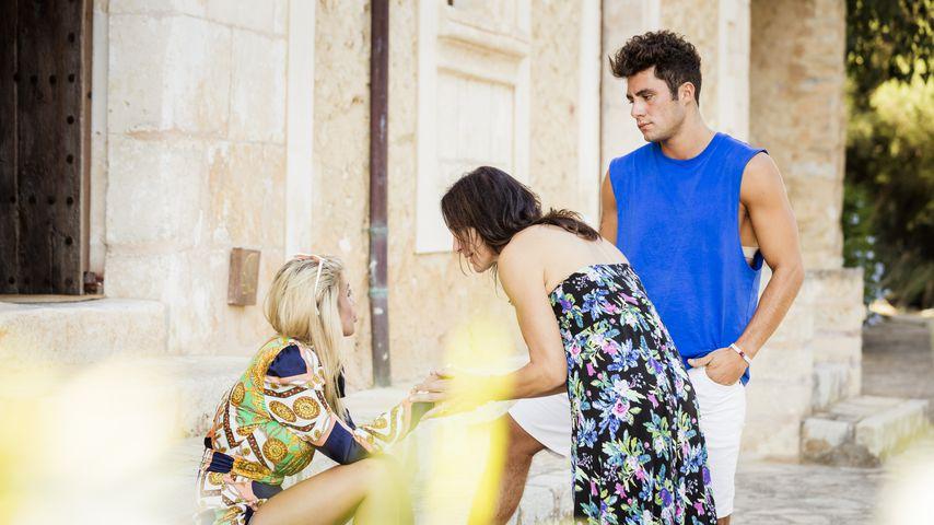 """""""Love Island""""-Danilo und seine Mutter mit Dijana"""