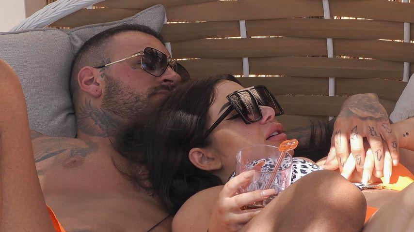 """Diogo und Melody in der dritten """"Ex on the Beach""""-Folge"""