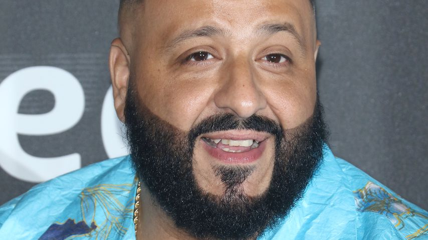 DJ Khaled im Baby-Glück: Er wird bald zum zweiten Mal Vater