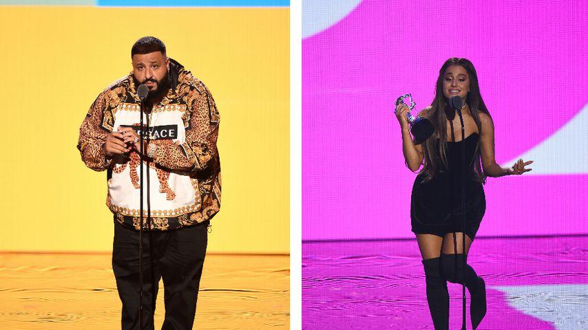 DJ Khaled und Ariana Grande