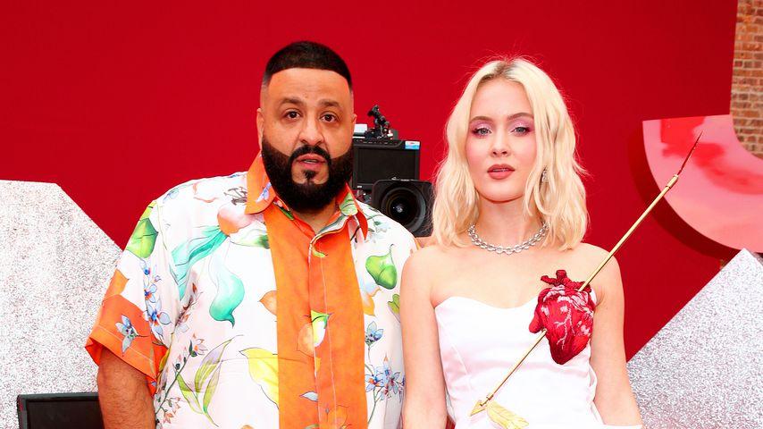 DJ Khaled und Zara Larsson bei den VMAs 2019