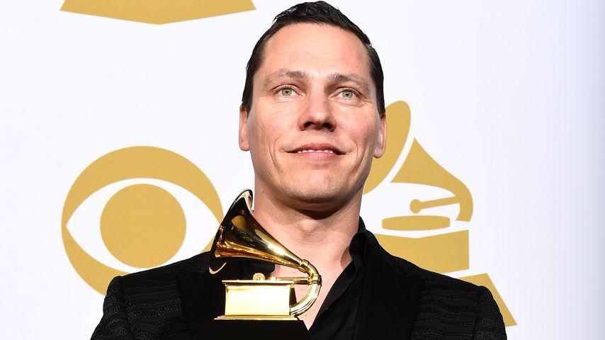DJ Tiësto bei den Grammys 2015