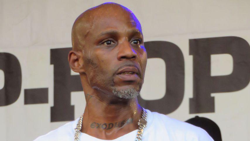 Steuer-Betrug: Drohen US-Rapper DMX 5 Jahre hinter Gittern?