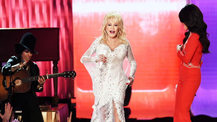 Dolly Parton bei den Grammy Awards 2019