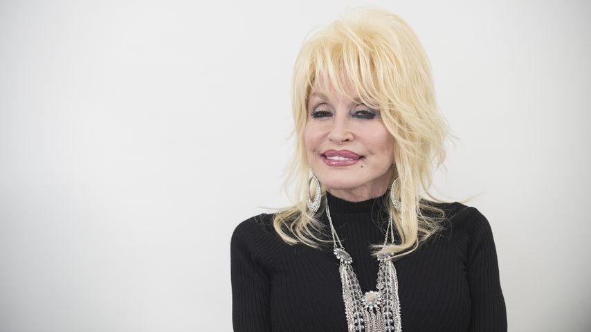 Dolly Parton im Oktober 2018