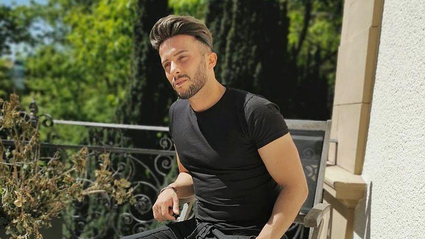 Domenico De Cicco, April 2020