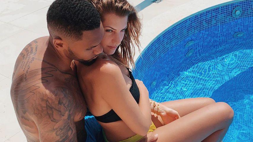 Dominic und Sarah Harrison in Kroatien, Juni 2019