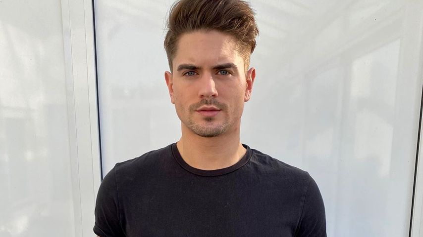 Dominik Bruntner im März 2020