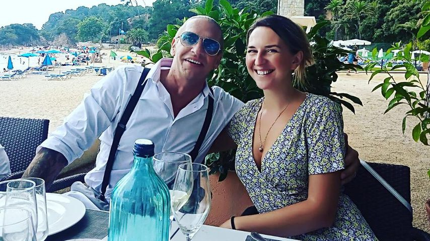 Wegen Corona: Don Francis darf seiner Frau nicht näherkommen