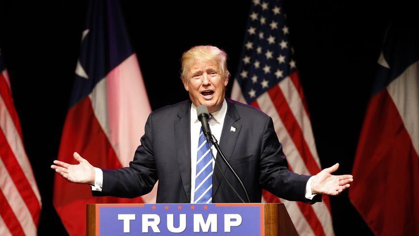 """Peinlicher Patzer: Donald Trump schwärmt von """"Stadt Belgien"""""""