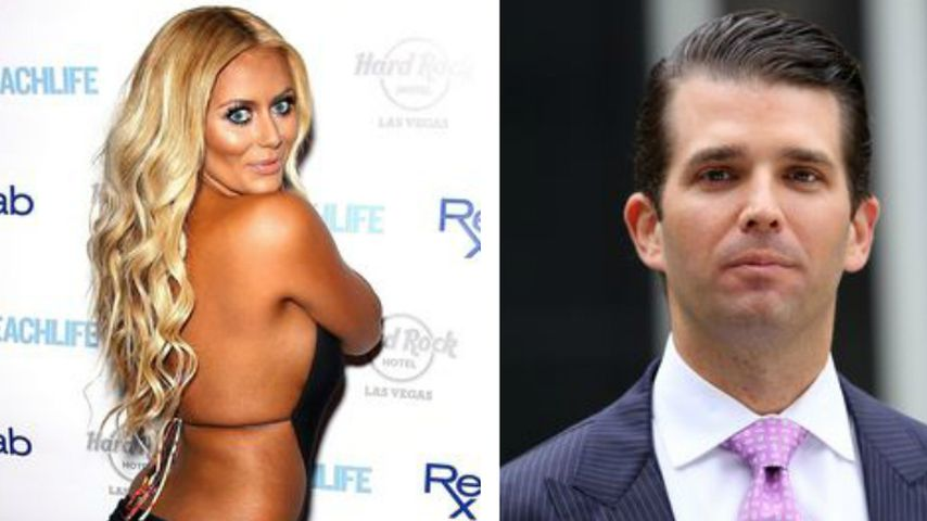 Donald Trump Jr.s Sex-Skandal: Musikvideo über Affäre?
