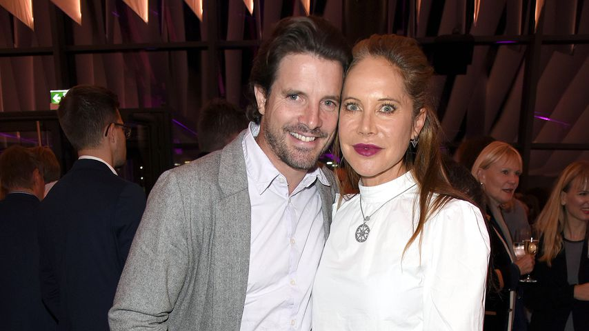 Tobias Guttenberg und seine Frau Doreen Dietel bei Apassionata in München
