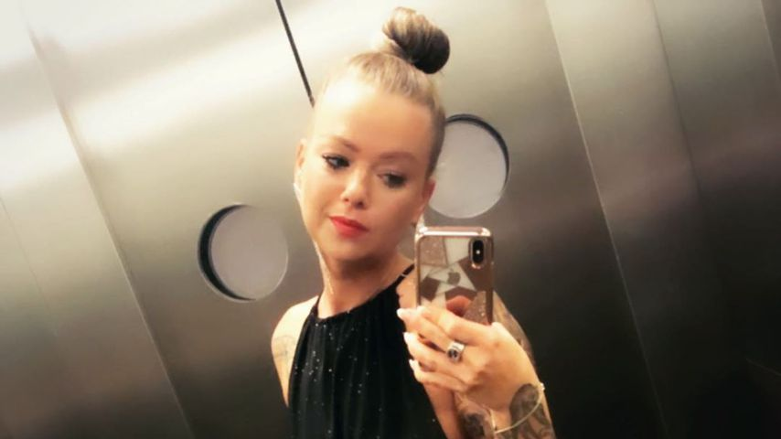 Sängerin Reen, 2020 in Berlin