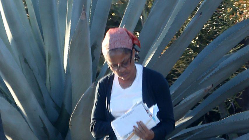 Doria Ragland in Los Angeles am 25. Dezember 2018